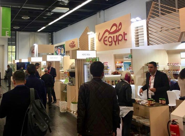 Egypt showcases its traditions to attract new markets at the centenary of Anuga