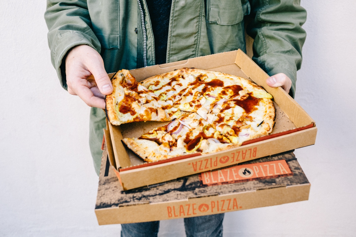Blaze Pizza opens its first branch in UAE