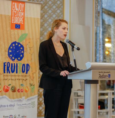 FRUITOP: Press Event at Dubai 2019