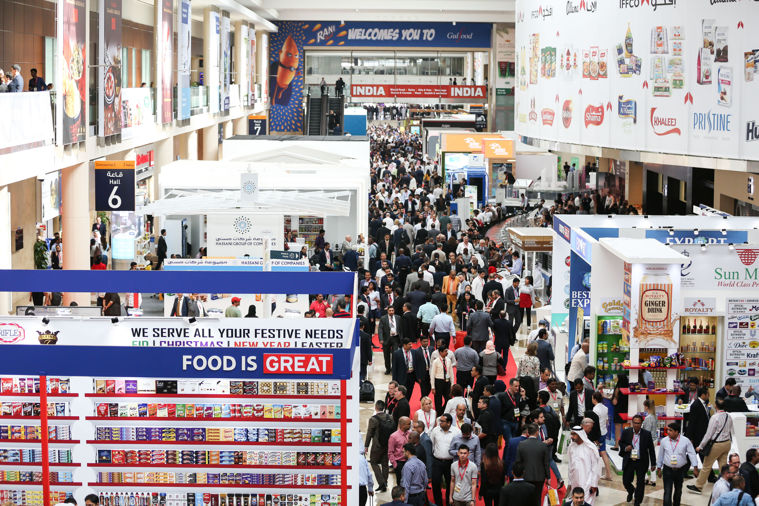 GULFOOD TO KICKSTART TRANSFORMATIVE DECADE FOR F&B BY RETHINKING INDUSTRY OUTPUT IN 25TH ANNIVERSARY EDITION