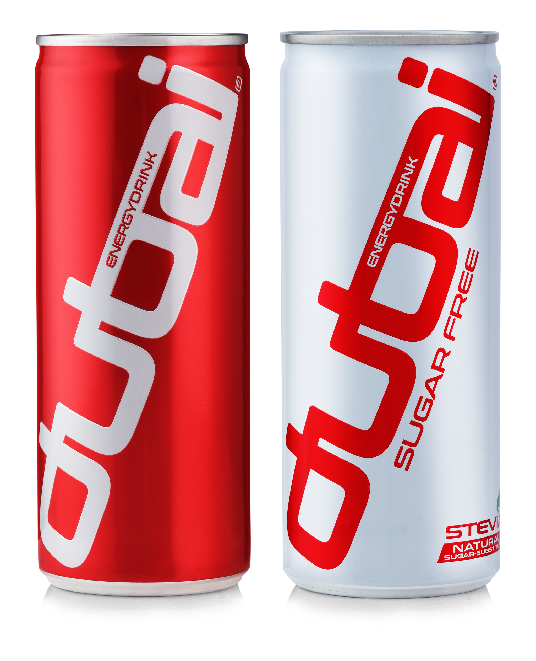 The UAE's first Sugar-FREE energy drink