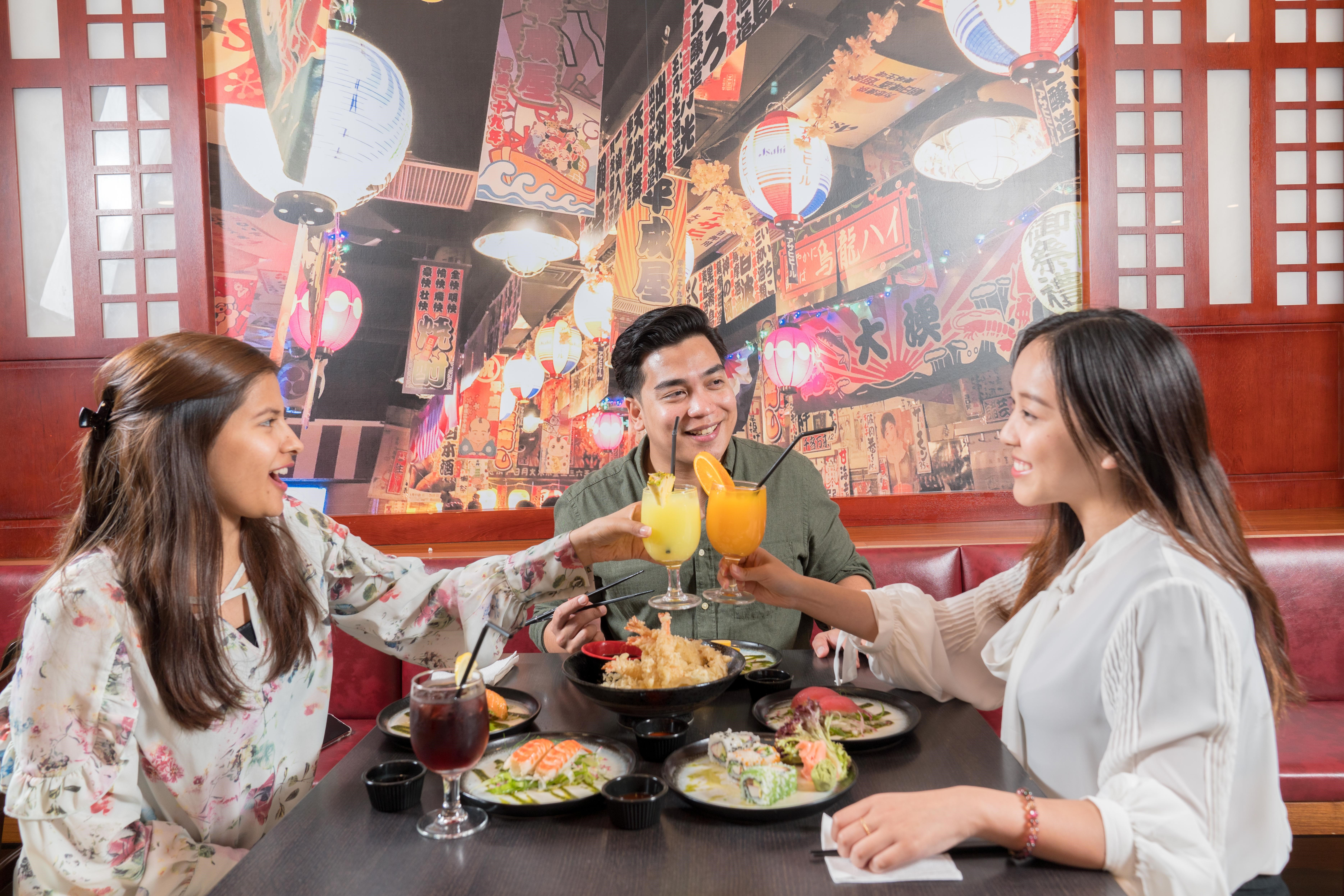 Discover Tokyo Tokyo Central – The New Home of Authentic Affordable Asian Cuisine in the Heart of Deira