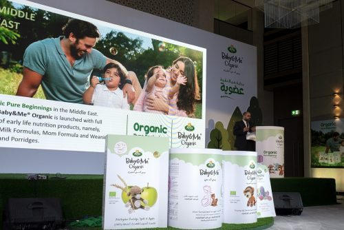Arla Foods introduces Baby&Me Organic products to UAE market