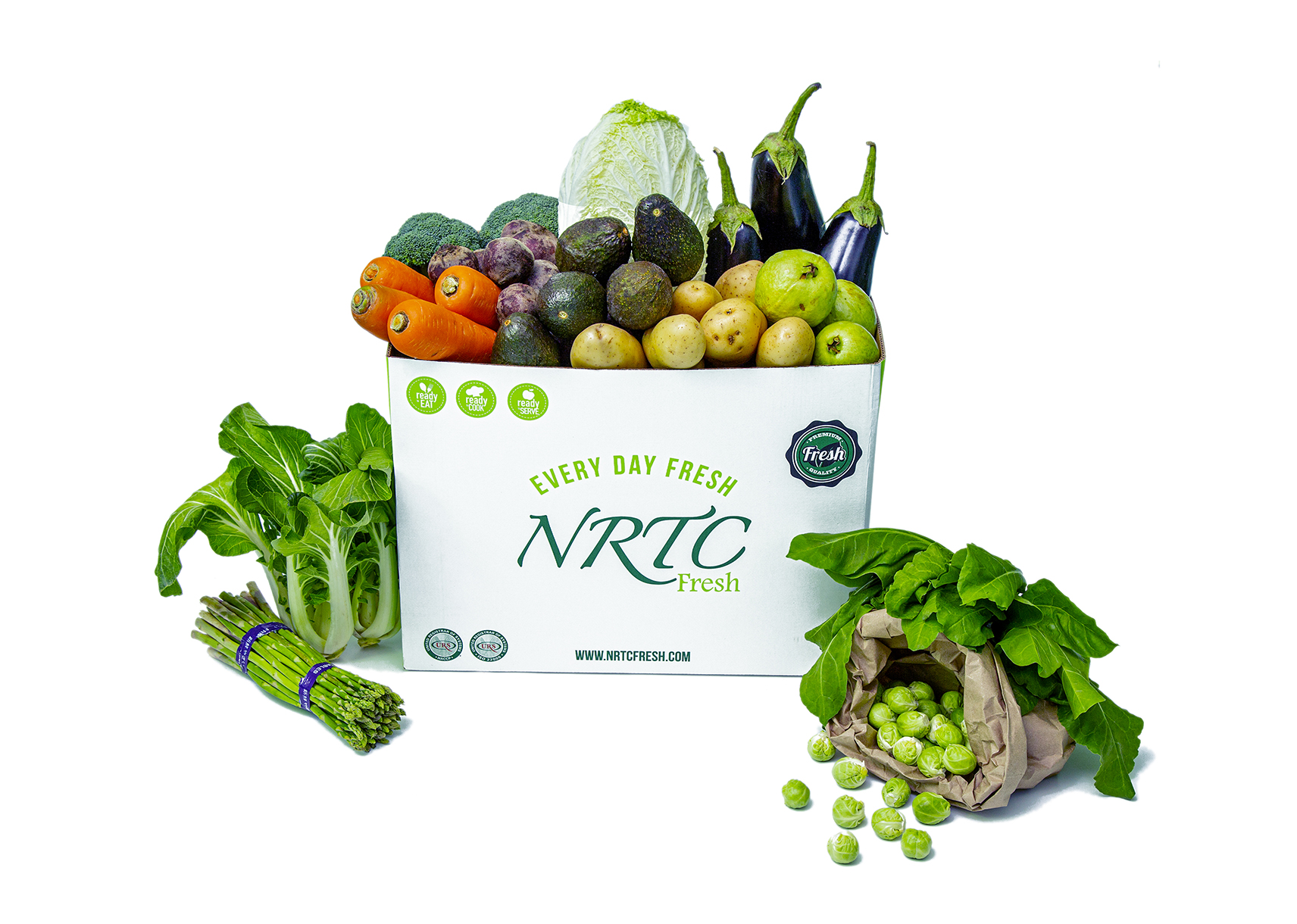 NRTC Fresh to import 78 million AED worth of fruits and vegetable in the next 3 months