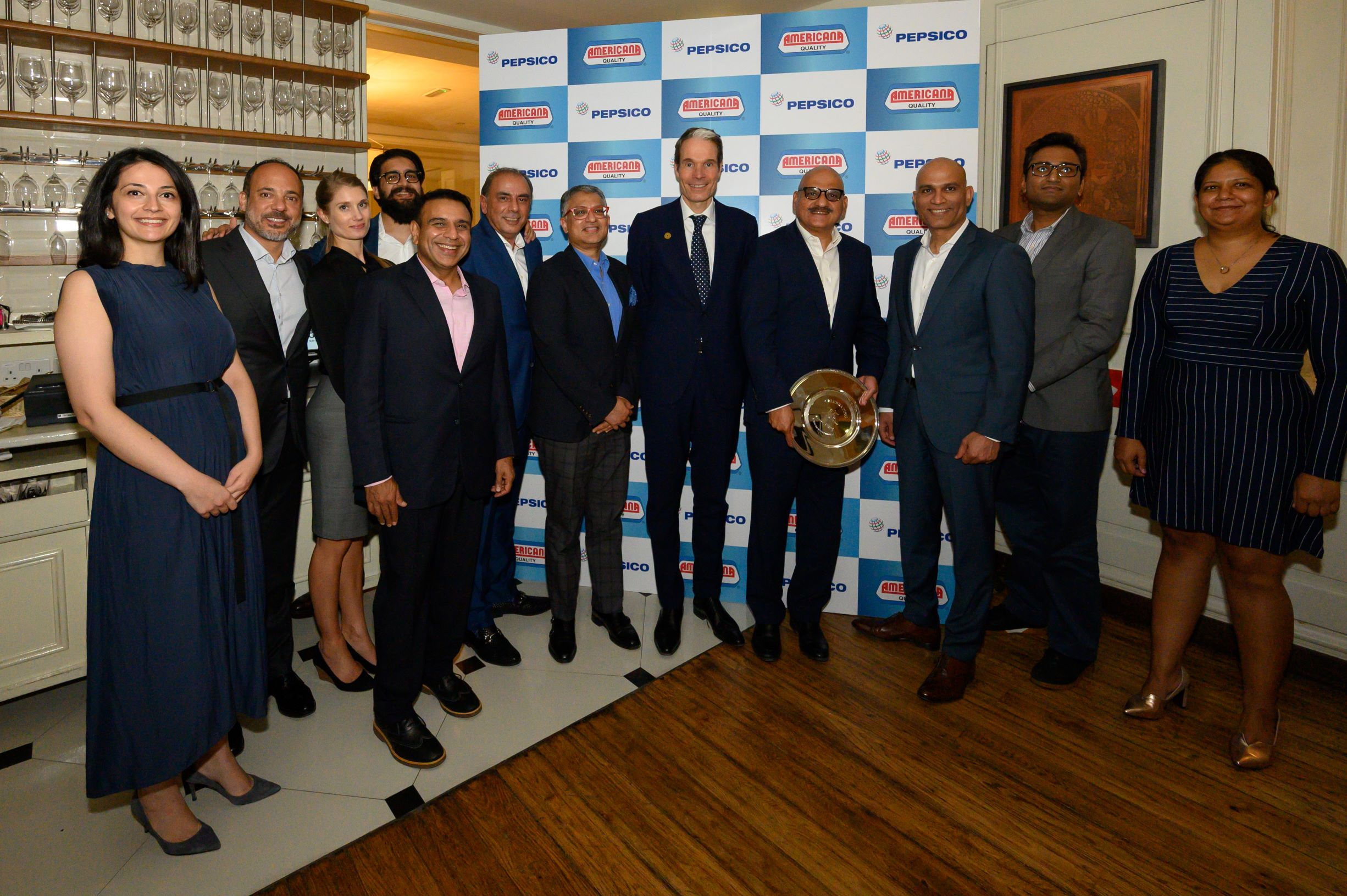 PepsiCo and Americana reaffirm their longstanding and trusted business partnership by signing an extended 6-year agreement