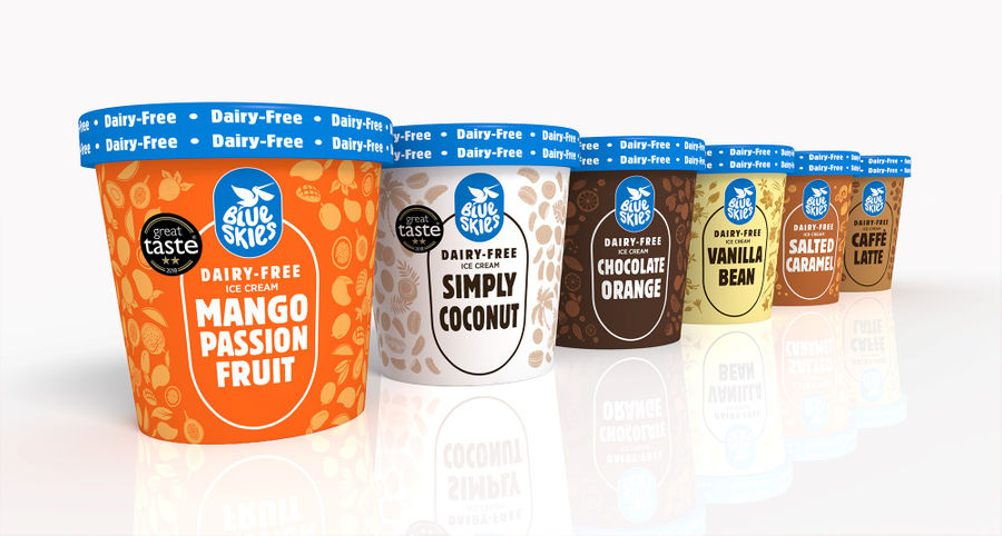A dairy free ice cream that does not compromise on taste!