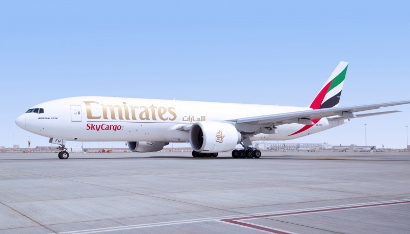 Emirates SkyCargo pulls out all stops to maintain food supplies into the UAE
