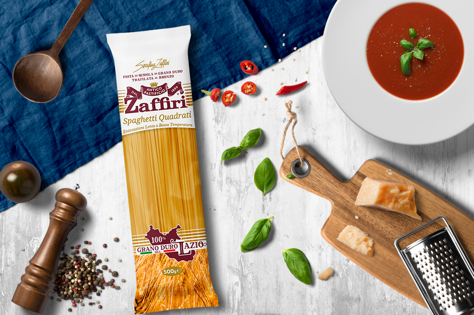 PASTA MAKERS FROM 1889 – FROM TRADITION TO INNOVATION