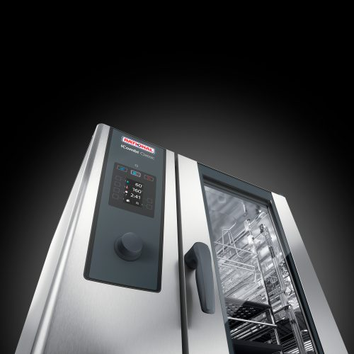 iCombiClassic. The new combi-steamer for all who know their trade.