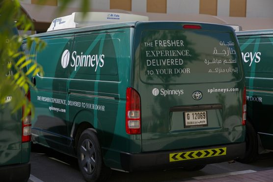 Spinneys launches online delivery service in Dubai