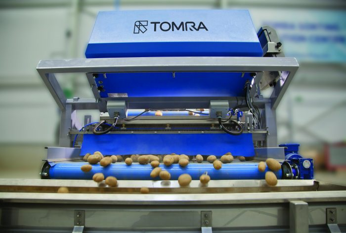 TOMRA FOOD PUBLISHES NEW E-BOOK FOR POTATO FRESH PACKERS