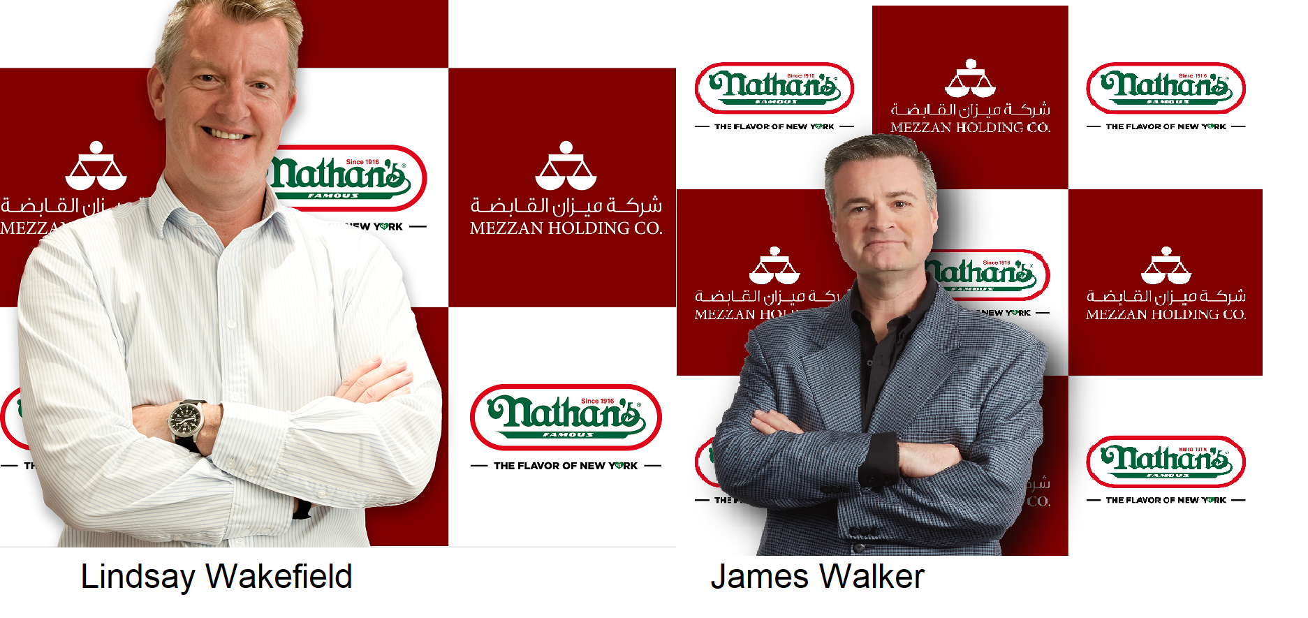 Mezzan Holding signs partnership with Nathan's Famous - Interview with Mr. Lindsay Wakefield, Commercial Director at Mezzan Holding & Mr. James Walker, SVP, Nathan's Famous.