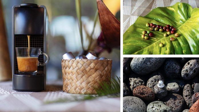 Nespresso launches rare special reserve Hawaii Kona, which offers an exceptional experience for Coffee Connoisseurs