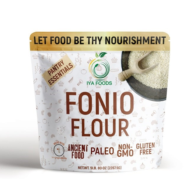 Terra Ingredients Announces Partnership with IYA Foods with Initial Launch of Fonio Flour