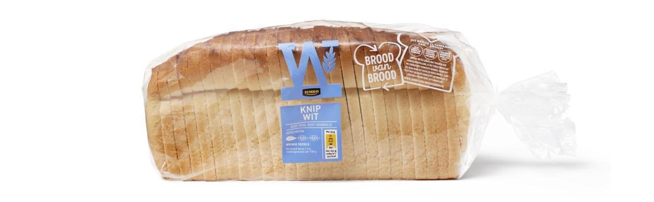 Jumbo introduces 'Brood van Brood' in the fight against food waste