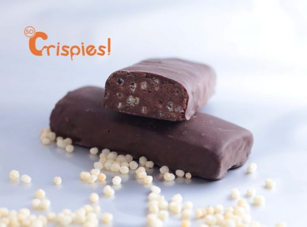 SoCrispies, Epi Ingredients' latest innovation, piqued the interest of the judging panel for the World Dairy Innovation Awards 2020