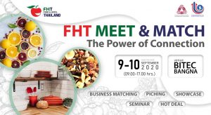 Food & Hotel Thailand – Meet & Match