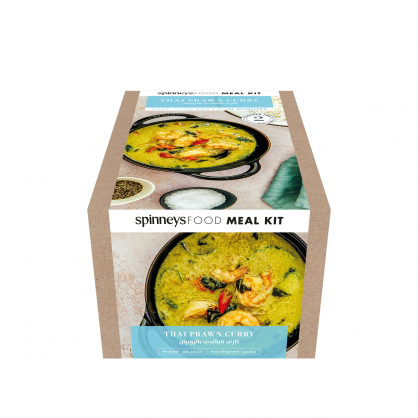 Spinneys launches ready to cook meal kits in response to growing home cooking trend during pandemic