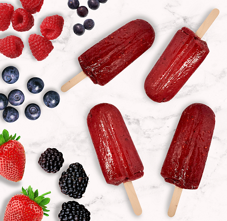 The Brooklyn Creamery launches brand new low-calorie Fruit Pops ice lollies to the UAE