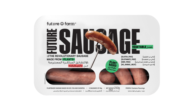 Brazilian FoodTech company, Future Farm, enters the UAE market with plant-based meat products