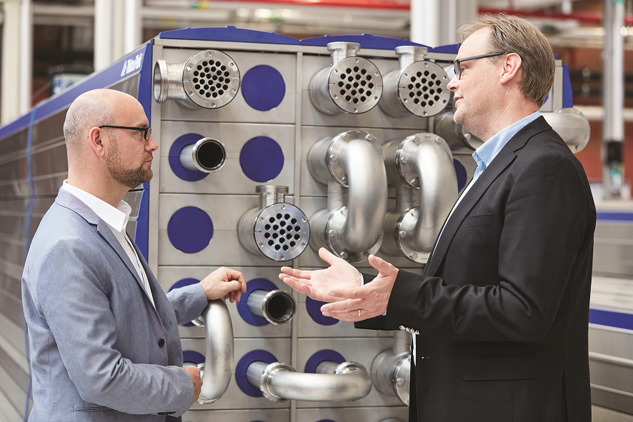 Tetra Pak receives EHEDG Food Safety Certification in Food Processing with Tubular Heat Exchangers