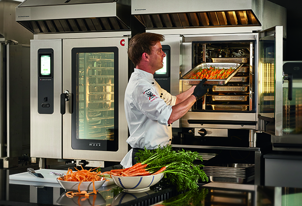 Convotherm launches a new family of combi ovens: Just right – the Convotherm maxx