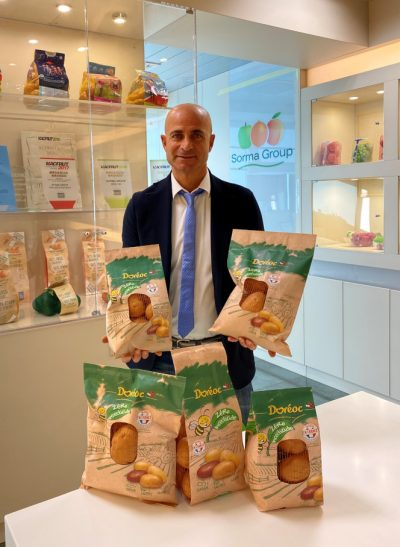 SORMA GROUP: THE NEW ECO-FRIENDLY PACK IS MADE OF 100% RECYCLABLE PAPER