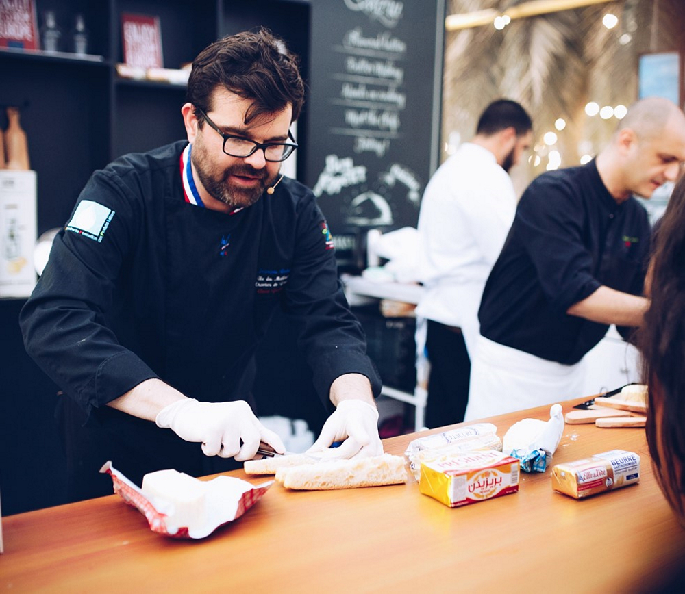 Dubai foodies invited to a masterclass of European butter at The Walk