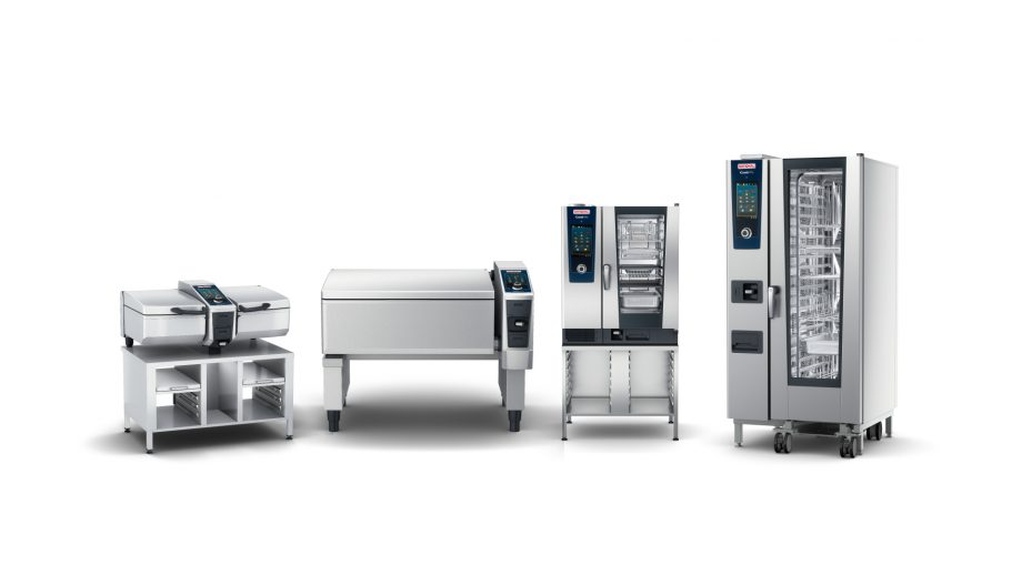iKitchen by Rational- The system solution for industry catering.