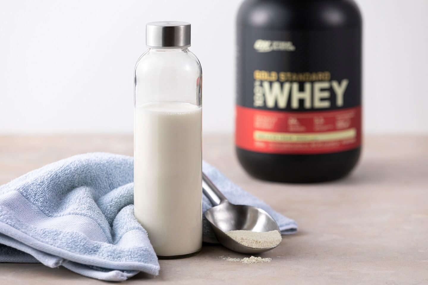 How Much Protein Is In A Cup Of Milk?