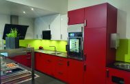 Eloma's JOKER can be built in kitchen cupboards. The right fit!