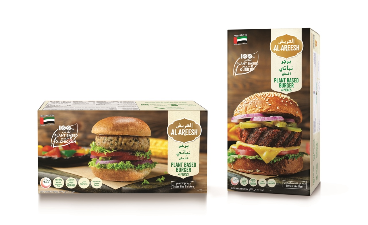 GLOBAL FOOD INDUSTRIES EXPANDS FROZEN FOOD OFFERING WITH PLANT-BASED BURGERS