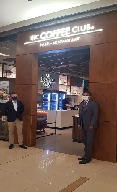 The Coffee Club has no grounds for concern after partnering with 59Club MEA