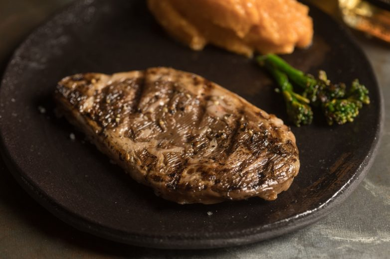 Aleph Farms and The Technion Reveal World's First Cultivated Ribeye Steak