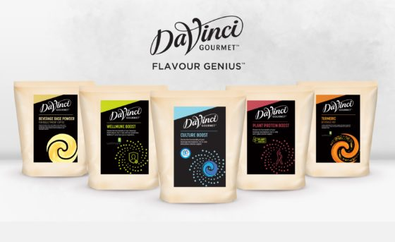 Davinci gourmet launches new beverage solutions with health benefits