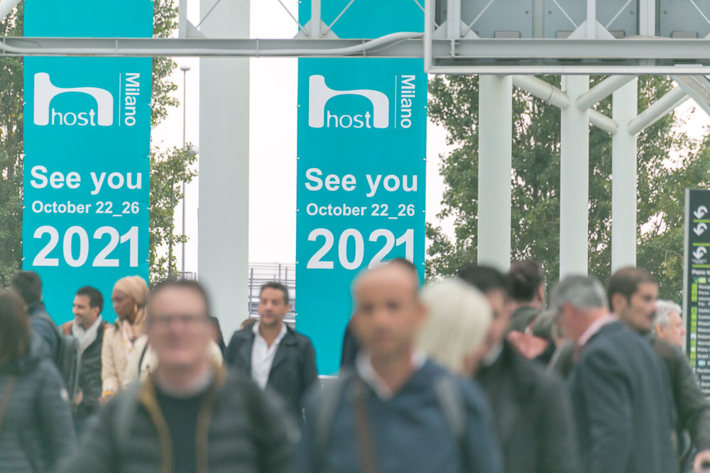 HostMilano returns in person and celebrates the restart of the entire HORECA sector