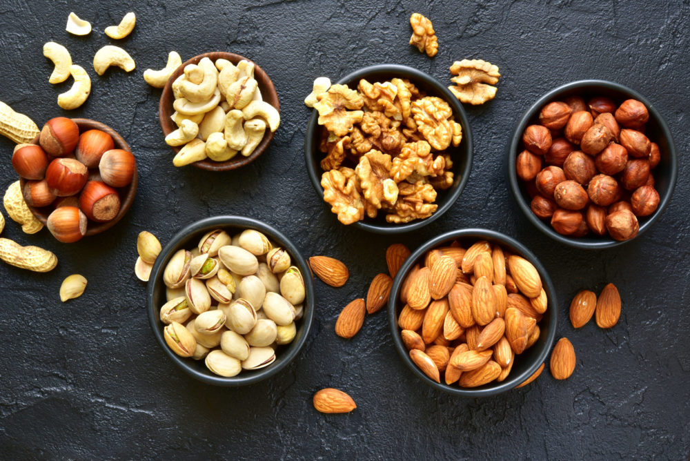 """Differentiate Your Nut Products to Meet Emerging """"Better for You"""" Snack Trends"""
