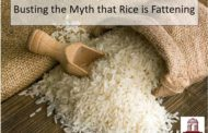 Rice is Healthy, NOT Fattening