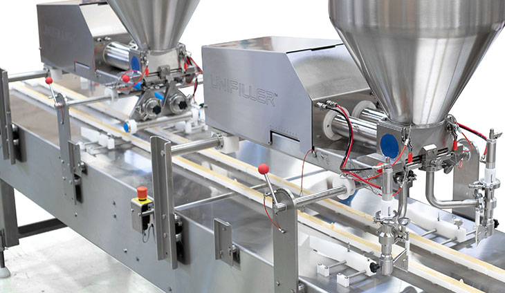 INTRODUCING THE LATEST INNOVATION IN AUTOMATED CAKE ICING: THE SHEET CAKE ICING LINE