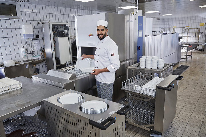 Flight-type dishwasher from HOBART wins next award