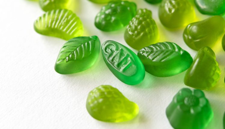 New EXBERRY® Coloring Foods expand the possibilities for clean green shades