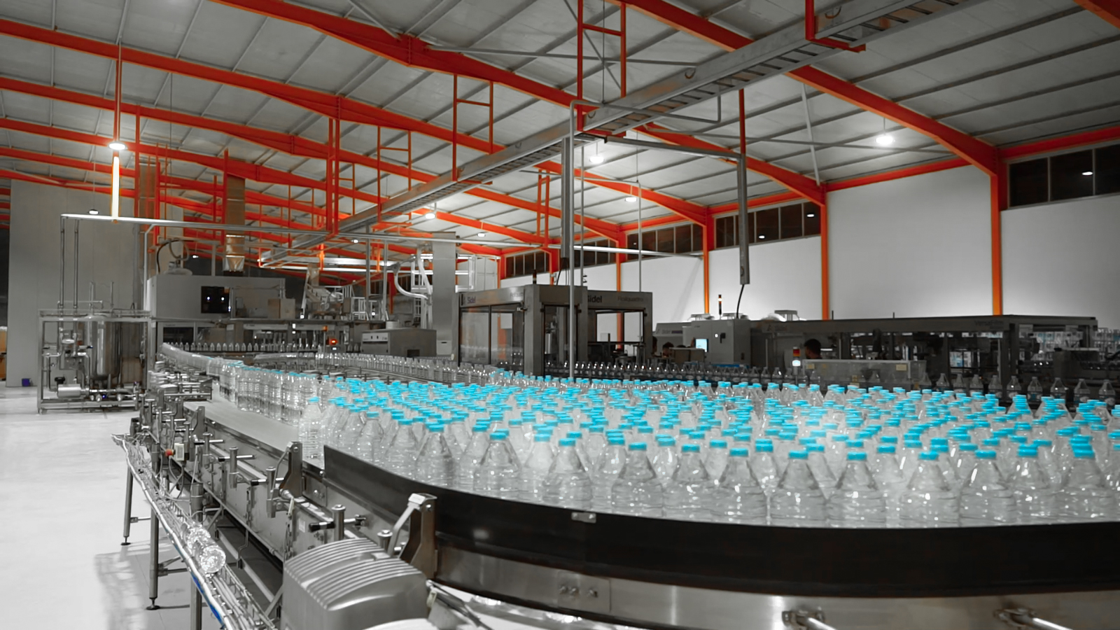 Transforming challenges into new opportunities: Sidel installs a complete water line for Durrat AI Khaleej in Iraq