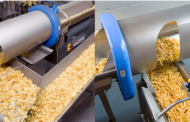 Utilising Conveying Systems in Potato Production