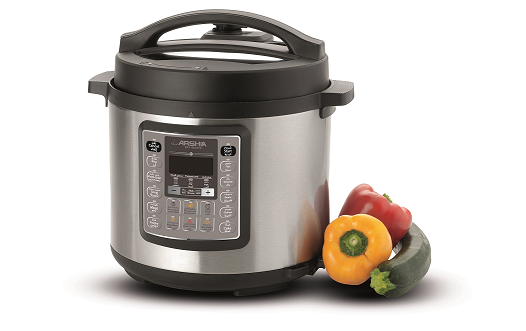 Dari Home introduces new Digital Pressure Cooker