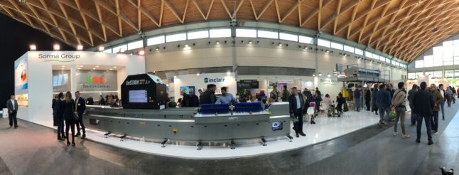 Sorma Group launches a new machine at Macfrut 2021