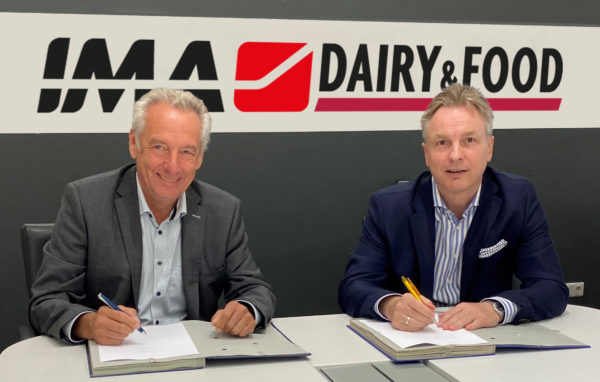 Expansion of the range of customerspecific solutions - IMA DAIRY & FOOD acquires majority stake in CDEPackaging GmbH