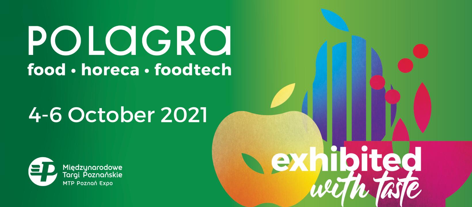 POLAGRA 2021 – exhibited with taste