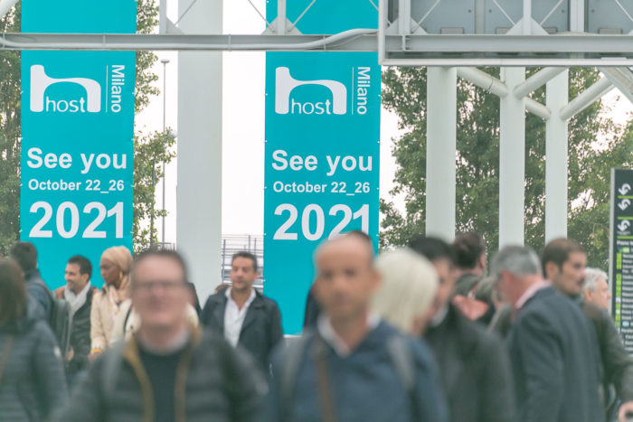 PROFESSIONAL HOSPITALITY IS 'LIVE' ONCE AGAIN FOR HOST 2021.