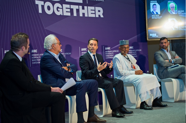 GRIF Teams Up with AHIC and Welcomes More Than 900 Hospitality Leaders in the Middle East