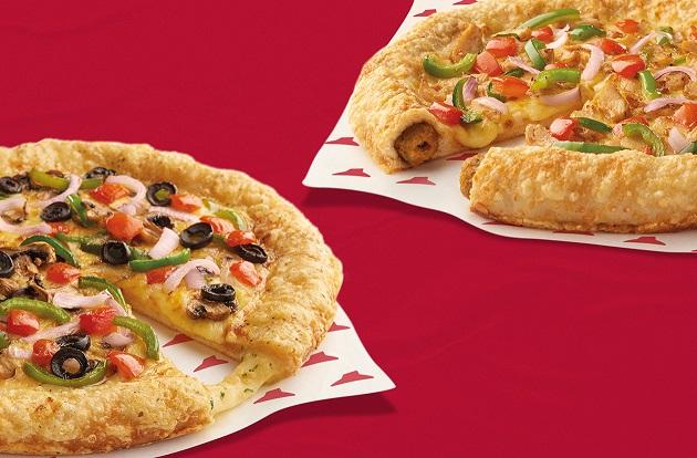 Pizza Hut International celebrates the best stuffed crust in the world